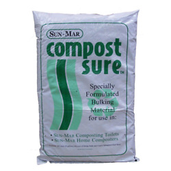 Waterless Toilet Compost Starter and Compost Sure Green $30.99