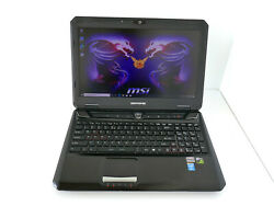 MSI Gaming GT60 15.6quot; Core i7 4810MQ 256GB SSD1TB 16GB RAM GeForce GTX 870 3GB $740.00
