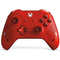 Xbox Wireless Controller Special Edition Sport Red  -  Wireless - Bluetooth  $64.99