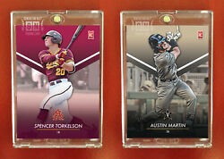 Spencer Torkelson  Austin Martin  MLB Rookie 2 Card Pack  Generation Next $9.99