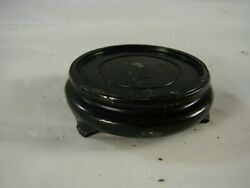 Chinese Wooden Base Stand For Porcelain and other Antiques C3 $10.00