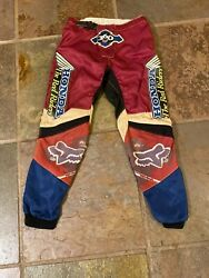 Vintage Fox Motocross Jeremy McGrath 1995 $110.00