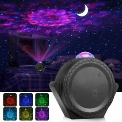3 in 1 LED Starry Night Sky Laser Projector Light Star Party Projection Lamp $26.99