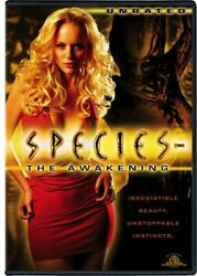 Species IV The Awakening Unrated DVD $5.99