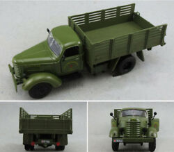 1:32 Scale Car&light Sound Army GreenJiefang Truck Vehicle Car Model Toys $18.99