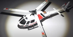PRO Rc Helicopter For Adults Outdoor with 4 batteries 6CH Brushless 3D6G RTF BNF $235.00