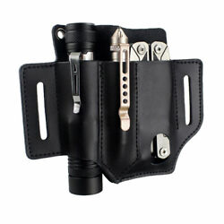 Tactical Multifunction Belt Tool Pouch EDC Portable Tool Storage Bag Waist Bag $14.34