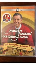 MR ROGERS NEIGHBORHOOD 4 DVD SET $17.99