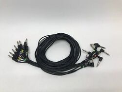 Wire Harness Kit Cable Snake Patch Cord V-Drum Fits ROLAND Drums $49.99