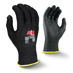 Radians RWG532L Large Axis Touchscreen Cut Protection Level 3 Gloves $11.54