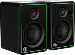 Mackie CR3 X Creative Reference Series 3quot; Multimedia Monitors Pair $79.99