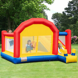 Inflatable Bounce House Slide Bouncer Castle Jumper Playhouse without Blower $219.99