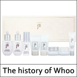 [The History Of Whoo] Gongjinhyang: Seol Radiant White Royal Whitening 8pcs $34.99