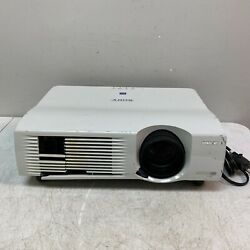 Sony VPL-PX40 VGA Projector 3500 Lumens Tested and Working 630 Lamp Hours READ $71.95