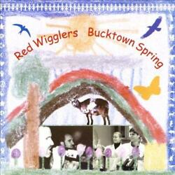 RED WIGGLERS BUCKTOWN SPRING NEW CD $22.08