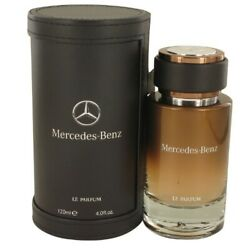 Mercedes Benz Le Parfum by Mercedes Benz 4 oz EDT Cologne for Men New In Box $36.43