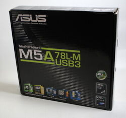 OPEN BOX ASUS AM3 Plus Motherboard With USB 3.1 Free S H $150.00