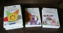 Lot of 11 BABY EINSTEIN CD's - 3 mos & Up 9 mos & up 1 yr & up - Very Nice! $11.99