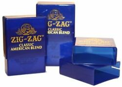 Zig Zag CrushGard Cigarette Case Box Adjustable for 100mm and King Size 4 Boxes $9.99