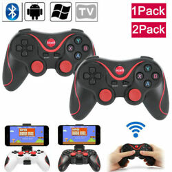 2 PACKS Wireless Bluetooth Remote Game Controller Gamepad for PC Android Phone $10.75