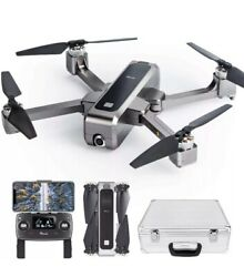 Potensic D88 Foldable Drone 5Gwifi FPV 2K Camera GPS Return Home Optical Flow $165.99