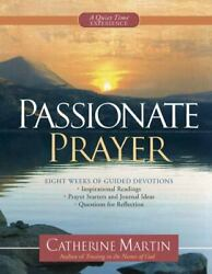 Passionate Prayer--A Quiet Time Experience $4.40