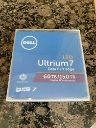 Dell LTO-7 Ultrium Tape Data Cartridge 6.015TB - 5 PACK - Brand New! $350.00