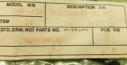 Noritsu OEM   Part # A201098-01 FILM GUIDE Lot of 2 - swing guide $3.99