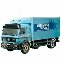 Tamiya 1 14 RC Kit Mercedes Benz 1850L Panel Van Delivery Truck 56307 New In Box $477.77