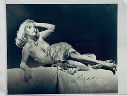 EXOTIC DANCER (UNKNOWN) AUTOGRAPHED PHOTO 8