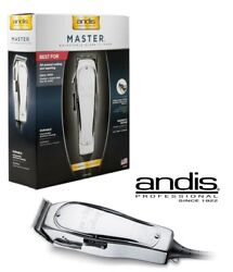 Andis Master Adjustable Blade Clipper Professional 01557 Barber ML $109.99