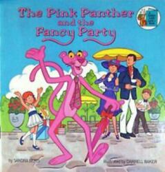 The Pink Panther and the fancy party A Golden look look book $3.98