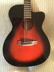 MARTIN OMC-15ME.... ALL MAHOGANY CUTAWAY with pickup...EXCELLENT CONDITION $925.00