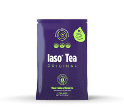 IASO TEA Herbal Detox Weight Loss System 1 Week Supply Total Life Changes TLC $9.75