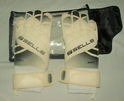 Sells Wrap Axis 360 Supersoft 4 Goalkeeper Gloves Stormtex Size 8 $39.99