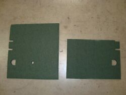 NEW HMMWV M998 GREEN INSULATION REAR FLOOR SET 12446701 12339019 $79.99