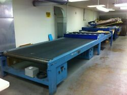 Silk Screen Printing Press and 60 wide UV Dryer For Screen Printing $2,500.00