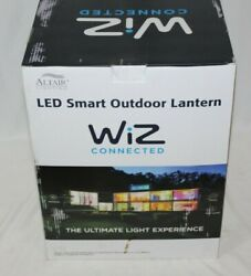 New Altair WiZ Connected Smart LED Coach Light outside $51.95