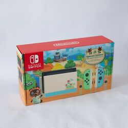 Nintendo Switch Animal Crossing Special Edition Console Tablet ONLY $439.82