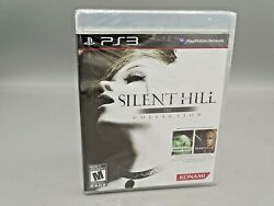 Silent Hill HD Collection Playstation 3 PS3 ***NEW FACTORY SEALED*** $29.99