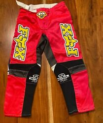 Vintage Fox Motocross Pants $75.00