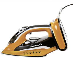 Power XL Cordless Iron & Steamer 2-in-1 Lightweight Ergonomic Design Anti-Drip $84.99