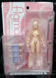 *AUTHENTIC!* Figma Archetype: She 01 (Flesh color ver) Action Figure MAX FACTORY