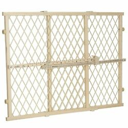 Evenflo Position and Lock Tall Pressure Mount Wood Gate 26 42 inches Baby Gate $29.00