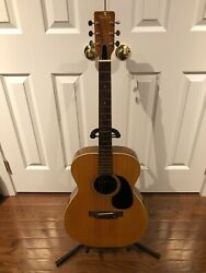 Sigma GCR-7 by Martin 1972 Japan Vintage Acoustic Guitar - MAKE OFFER! $500.00