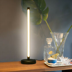 LED Desk Lamp Table Bedside Reading Lamp Touch Type Vertical Bedroom Lamp Lamp $26.79