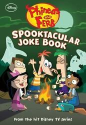 Phineas and Ferb: Spooktacular Joke Book $3.98