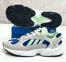 Adidas Yung 1 Cloud White EE5318 Sneakers Originals V2 Men#x27;s Size 10.5 11 $120 $69.99