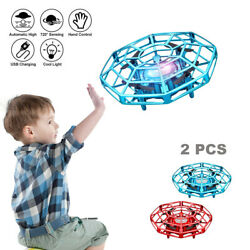 4DRC V3 Mini Drones 360° Rotating Smart UFO Drone For Kids Flying Toys Xmas Toy $22.33