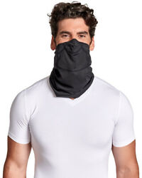 Tommie Copper Face Mask Gaiter Neck Covering Adjustable Double Layer Comfort $19.50